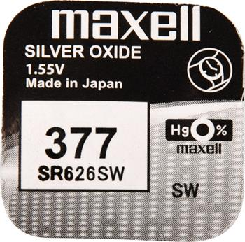 Baterie Maxell SR 626SW